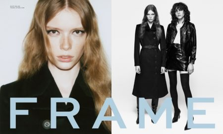 FRAME Goes Beyond Denim with Fall 2016 Campaign