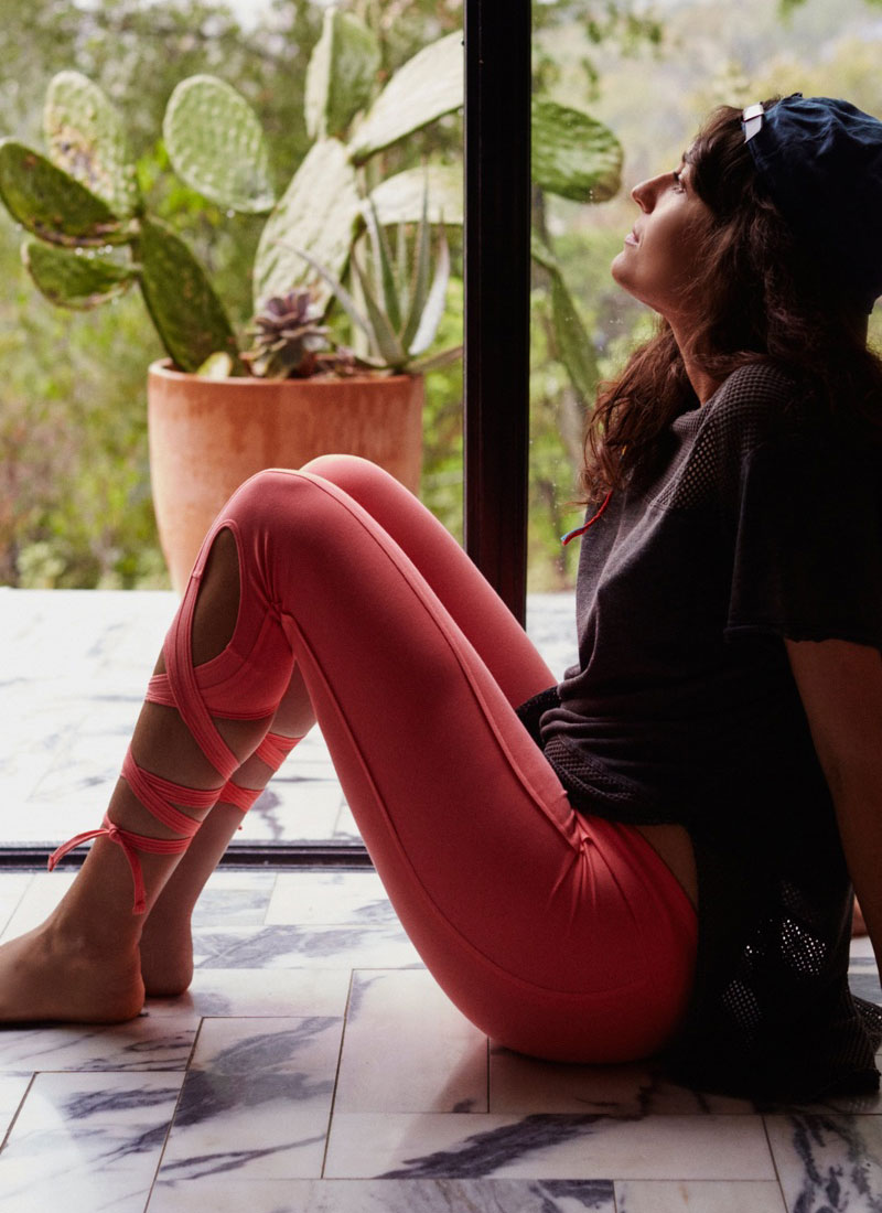 FP Movement Hourglass Tee and Turnout Leggings