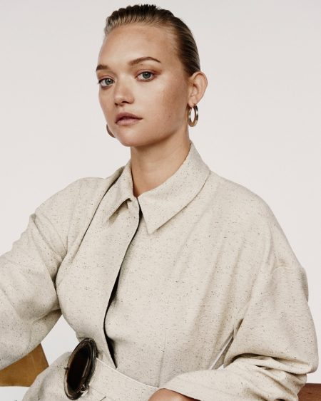 Gemma Ward Wears Pared Down Looks for Unconditional Magazine