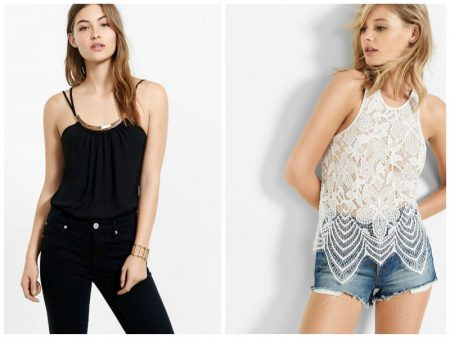 The Tank Top Gets an Upgrade with These Cool Styles
