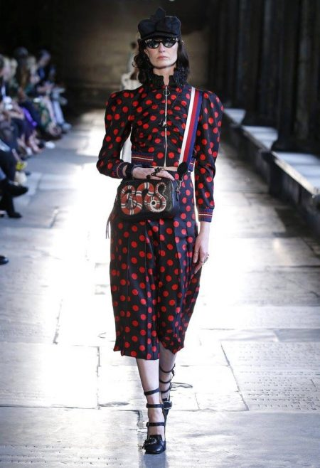 Gucci's Cruise 2017 Collection Takes On a London Spirit