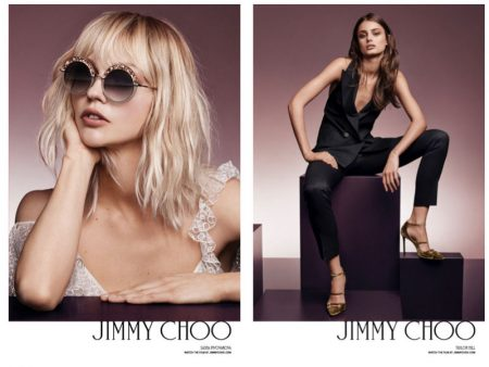 Jimmy Choo's Fall 2016 Campaign Features 7 Top Models