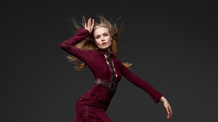 Jitrois' Fall 2016 Campaign is Up in the Air