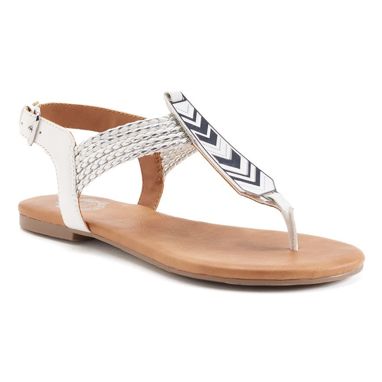 Juicy Couture T-Strap Sandals from Kohl's