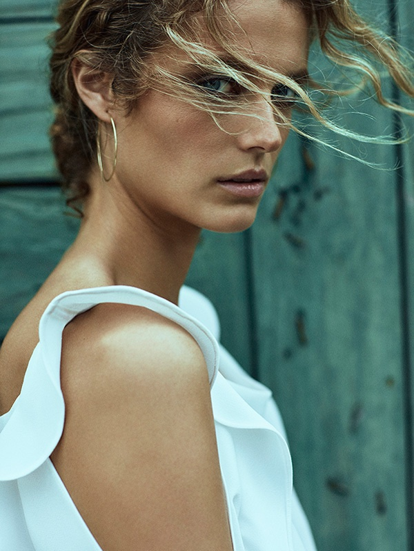 Kate Bock stars in Telva Magazine's June issue