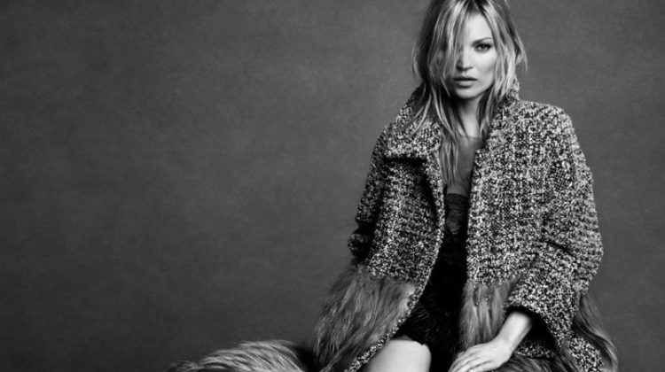 Kate Moss Enchants in Alberta Ferretti's Fall 2016 Campaign