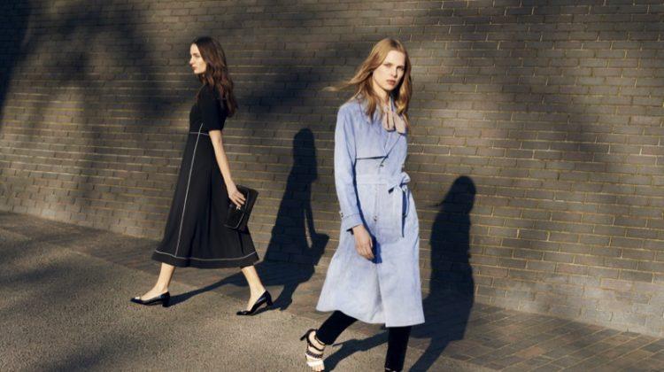 L.K. Bennett Spotlights Sharp Dressing in Fall 2016 Campaign