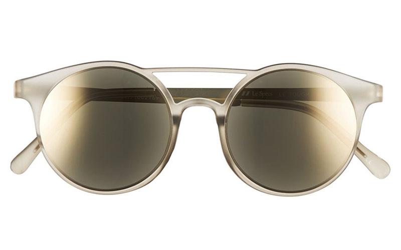 Le Specs Demo Mode Aviator Sunglasses