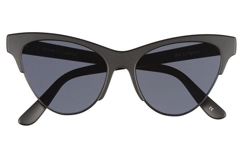 Le Specs Kin Ink Sunglasses