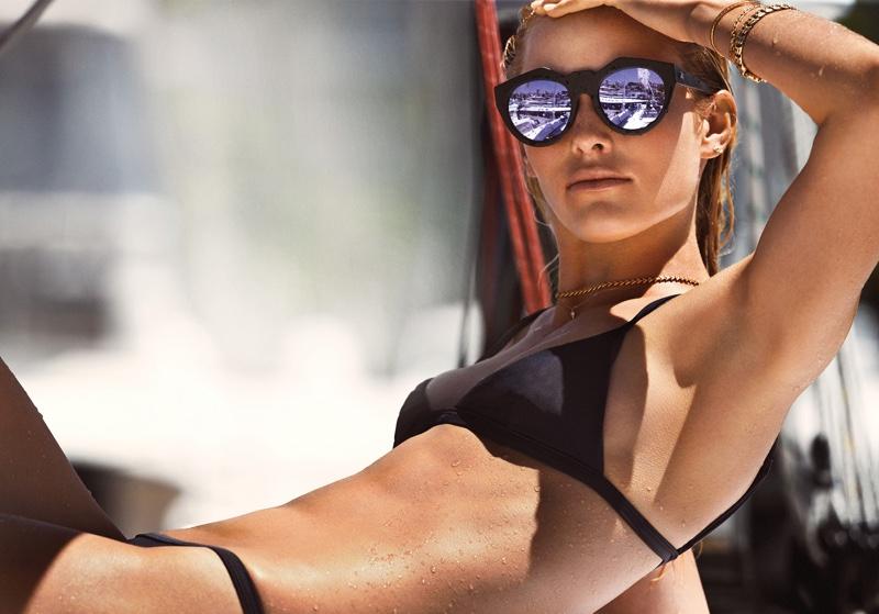 Le Specs features Neo Noir sunglasses