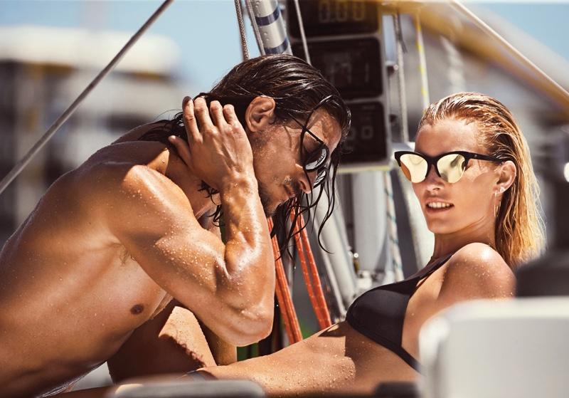 Le Specs features Kin Ink sunglasses