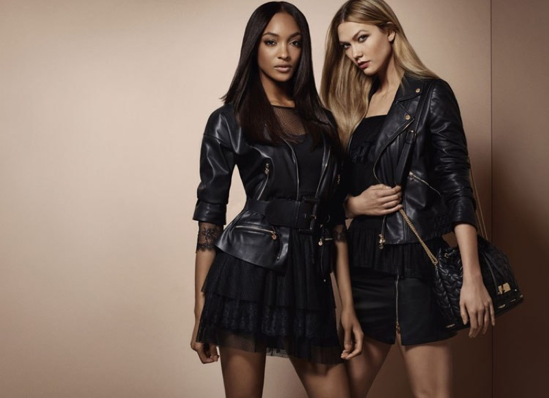 Jourdan Dunn & Karlie Kloss Are #StrongTogether for Liu Jo Campaign