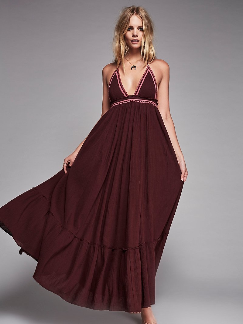 Endless Summer Love Shakin' Maxi Dress