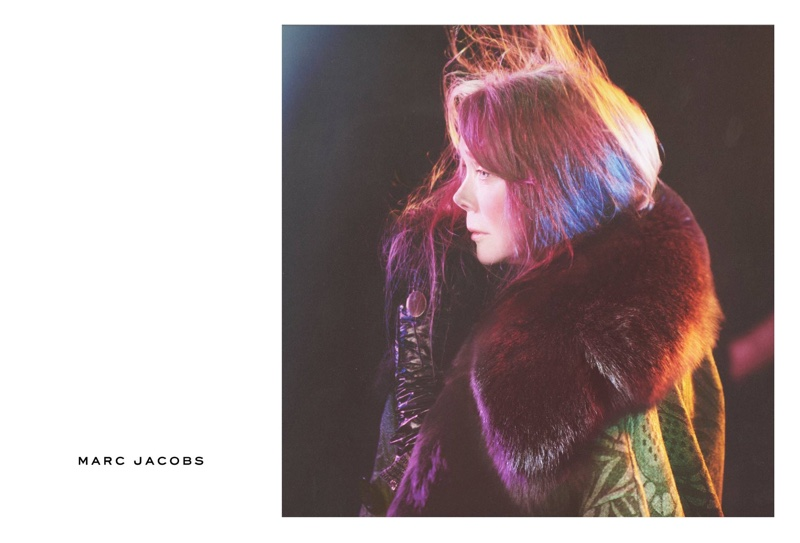 Sissy Spacek stars in Marc Jacobs' fall-winter 2016 campaign