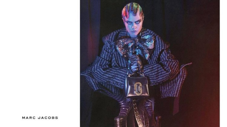 Cara Delevingne, Missy Elliott Front Marc Jacobs' Fall 2016 Campaign
