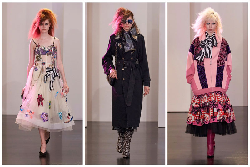 Marc Jacobs Takes on the Colorful 80's for Resort 2017