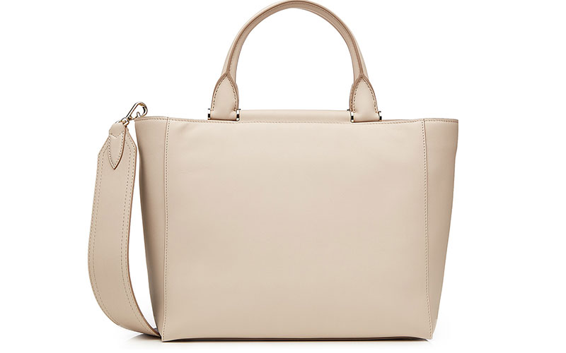 Max Mara Leather J Bag Tote