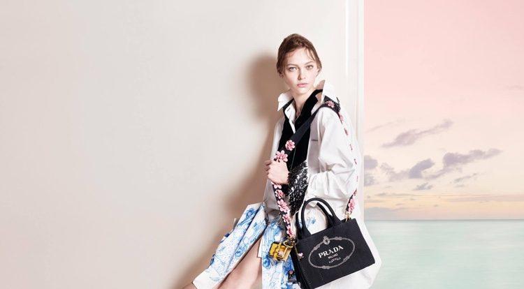 Prada Unveils Tranquil Pre-Fall 2016 Campaign