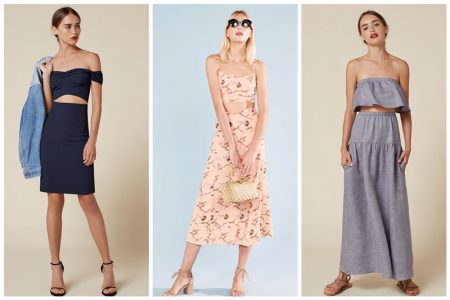 Double Up: 10 Two-Piece Sets for Summer
