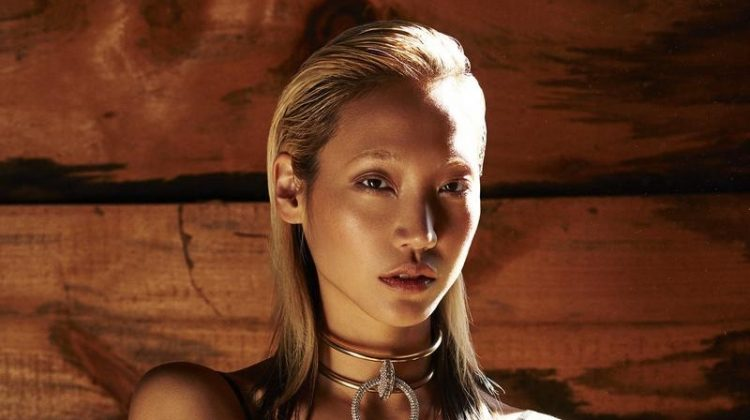 Soo Joo Park is Cabin Luxe in Chanel for L'Officiel Thailand