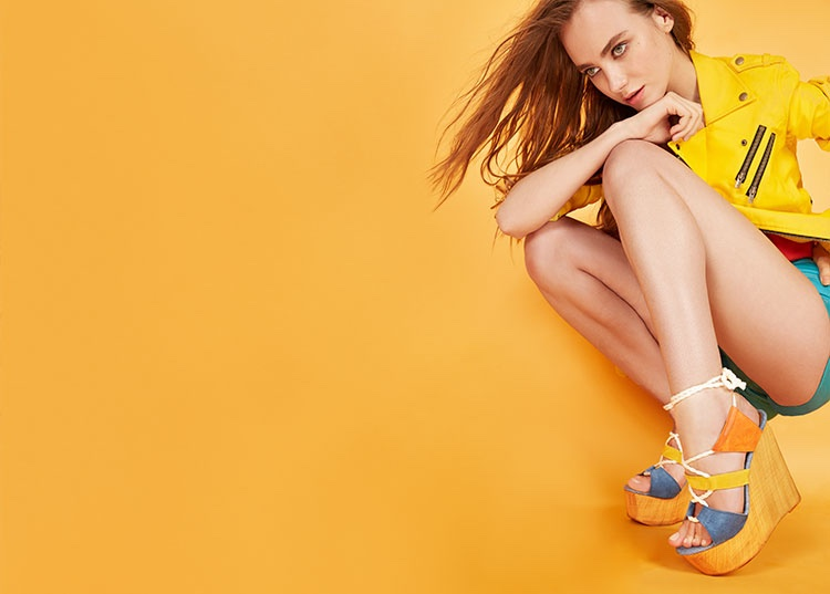 e12403117fa Steve Madden Brings a Pop of Color with its Summer Sandals. Published on  June 23