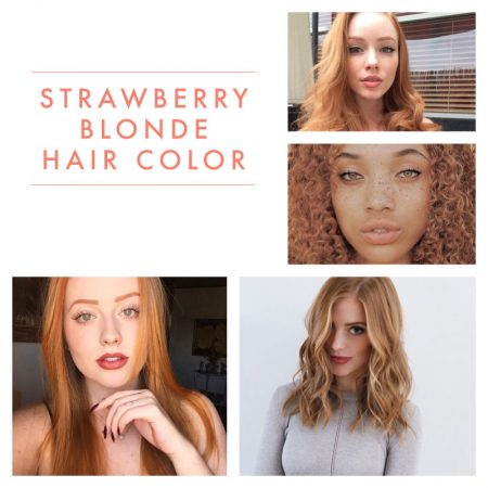 15 Amazing Strawberry Blonde Hairstyles