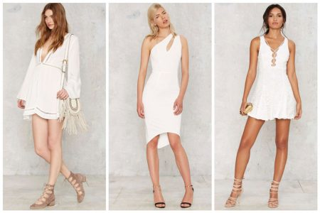 Meet the New LBD: 10 Little White Dresses for Any Occasion