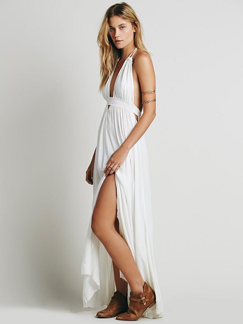 Endless Summer Look Into the Sun Maxi Dress
