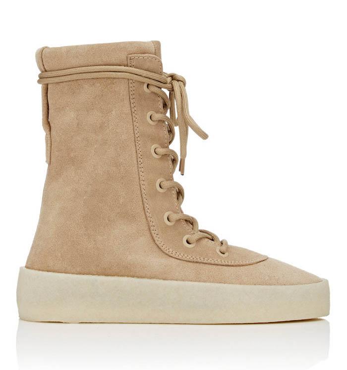 Yeezy Crepe Sole Boots