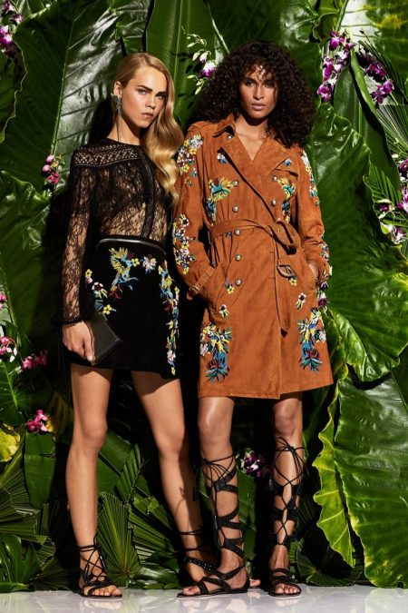 Zuhair Murad's Resort 2017 Collection Goes Tropical Glam