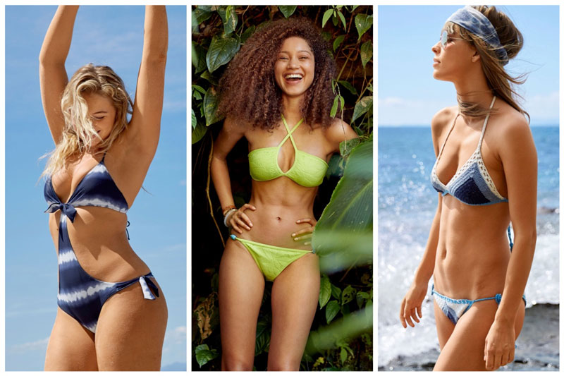 #aerieReal Keeps it Natural with Its Summer '16 Swim