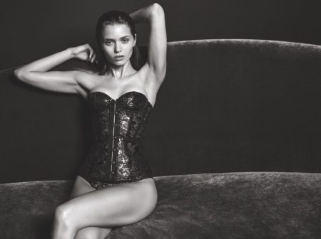 Abbey Lee Kershaw Fronts Agent Provocateur's Racy Fall 2016 Ads
