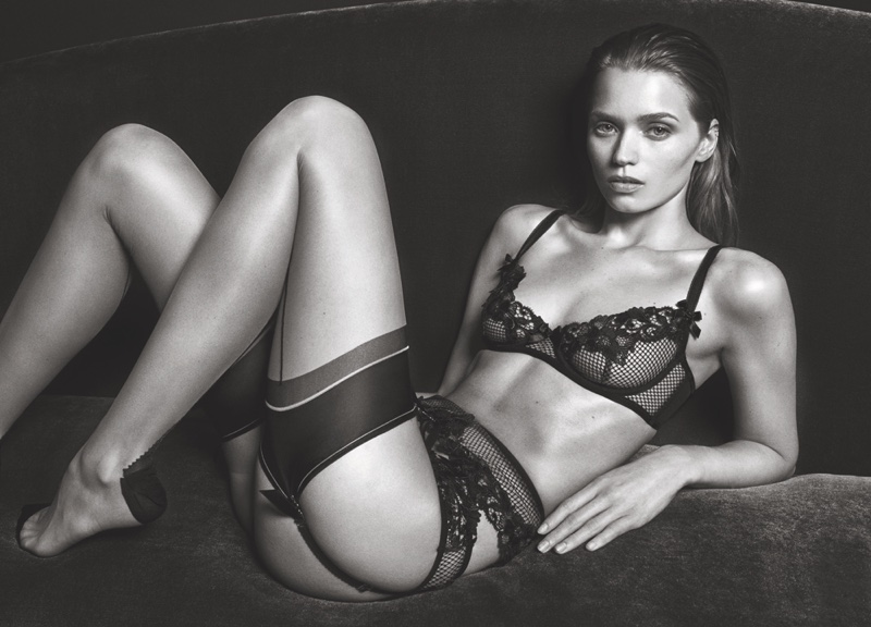 Mario Sorrenti photographs Agent Provocateur's fall 2016 campaign