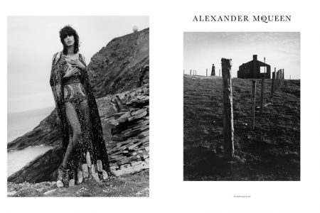 Alexander McQueen Heads to Scotland for Fall Ads