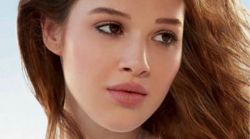 Anais Pouliot Stuns in Romantic Beauty Looks for Harper's Bazaar UK