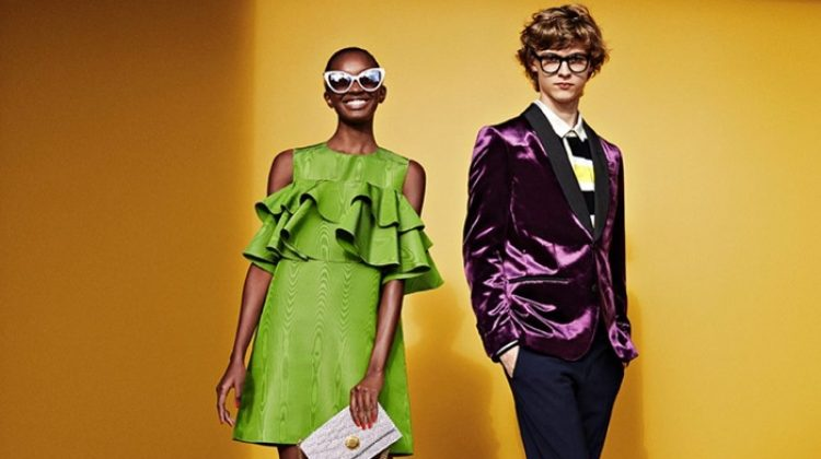 Bally Taps an Eccentric Group for Fall 2016 Campaign
