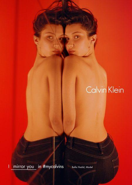 Kate Moss, Bella Hadid, Margot Robbie + More Star in Calvin Klein's Latest Ads