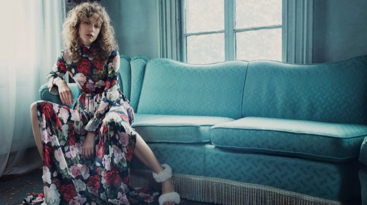 Blugirl Embraces Florals for Fall Campaign