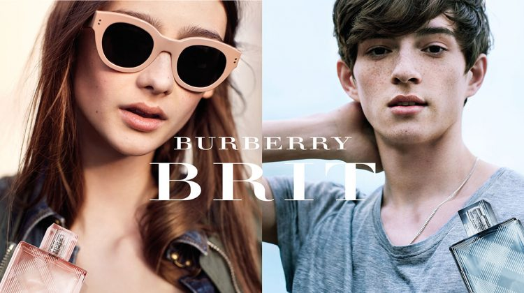 See Burberry Brit's New Campaign Shot by Brooklyn Beckham