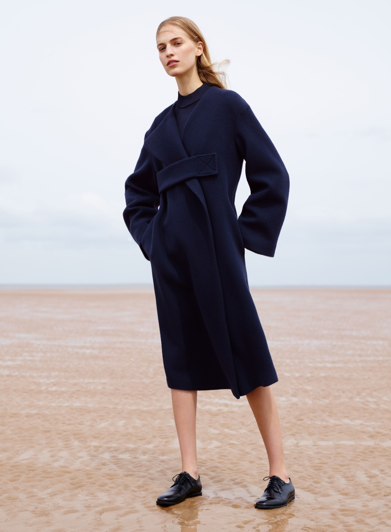 Winter coats celebrity style guide