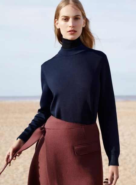 COS Sets Seaside Views for Fall 2016 Campaign