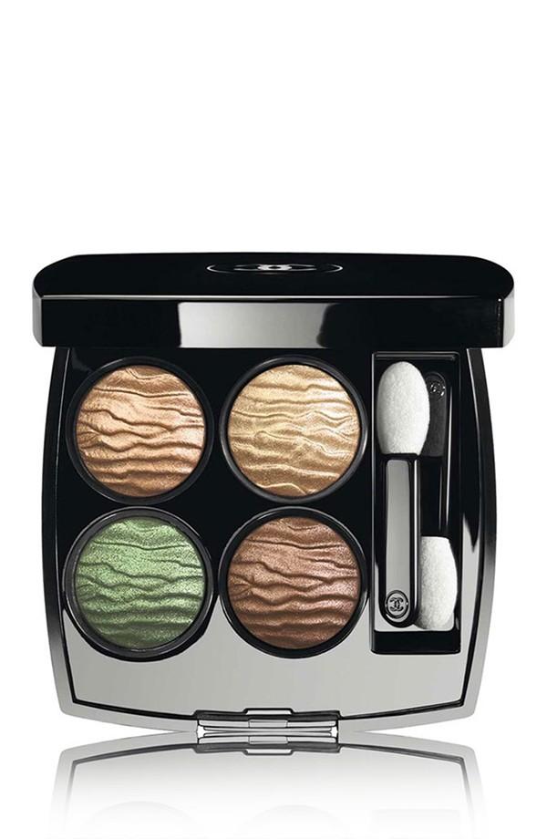 Chanel Empreinte Du Désert Quadra Eyeshadow (Limited Edition)