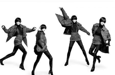 Mariacarla Boscono Makes Moves in Chanel's Pre-Fall 2016 Campaign