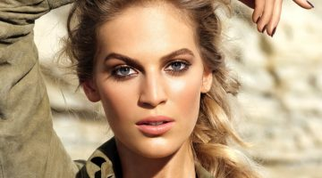 Vanessa Axente Shines in Chanel's Summer Makeup Campaign