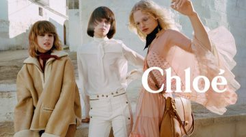 Chloe Sets Dreamy Fall '16 Campaign in the Mediterranean