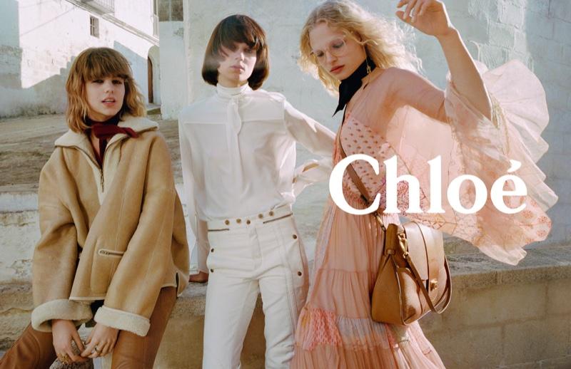 Chloe reveals fall-winter 2016 campaign