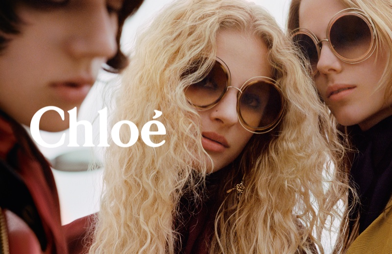 Theo Wenner photographs Chloe's fall-winter 2016 campaign