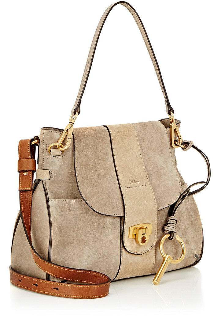 Chloe Lexa Small Satchel Bag