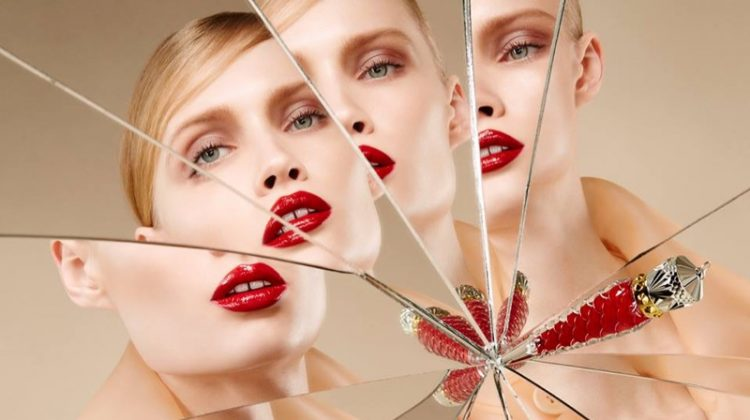 Ultra-Glossy: Christian Louboutin Launches Lip Lacquer, Loubilaque