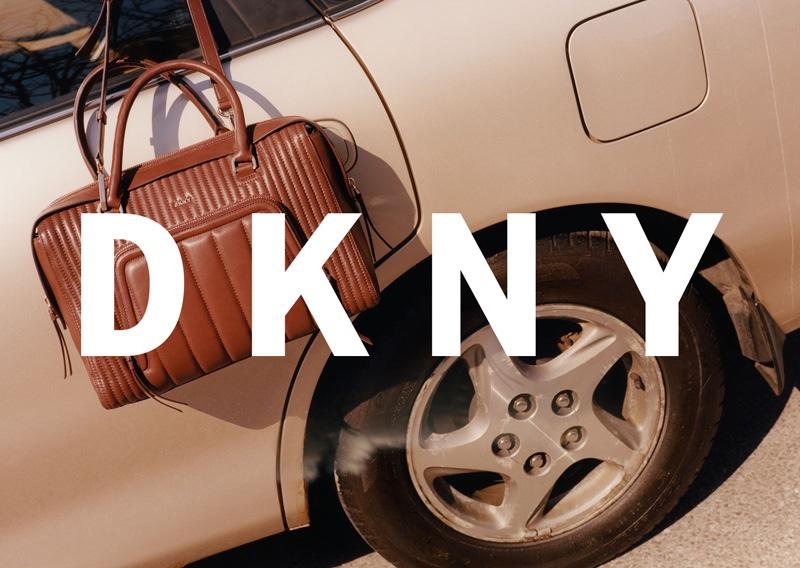 DKNY handbag fall-winter 2016 campaign
